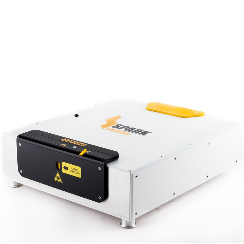 Picosecond and Femtoecond lasers for biophotonics - Compact picosecond fiber laser for biophotonics ANTARES SERIES