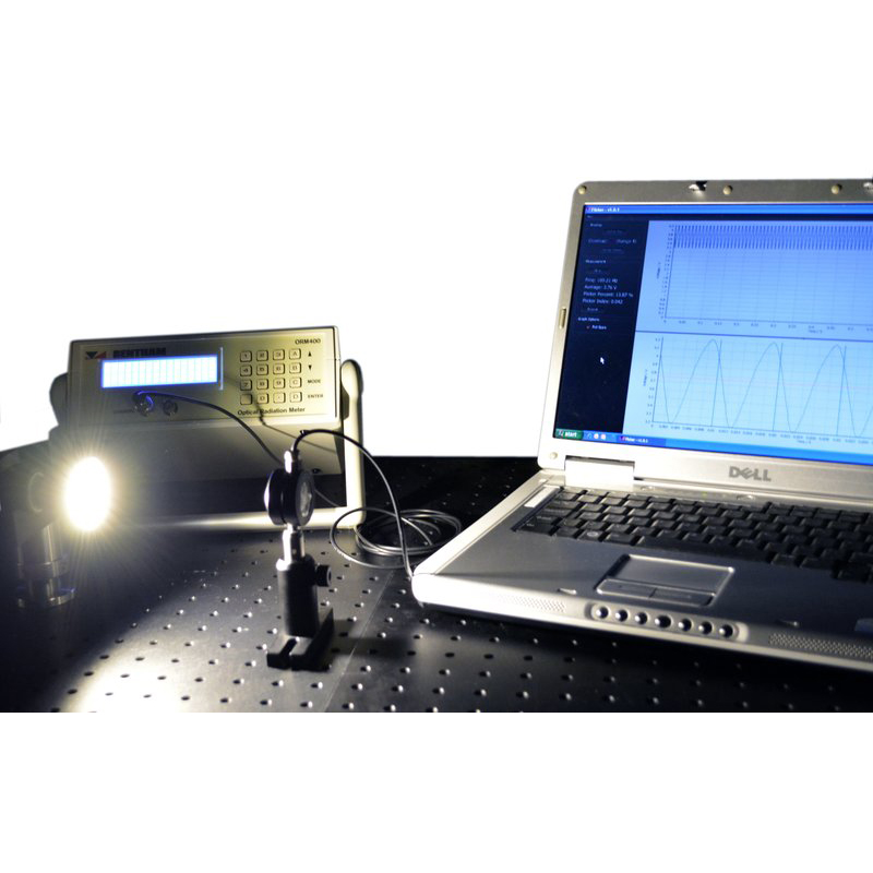 Characterization of optical radiation sources - Light source modulation characterisation