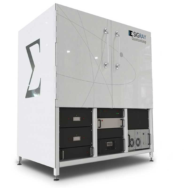 X-ray analytical instrumentation - QuantumLeap - X-Ray absorption spectroscopy system for XAS, XANES und EXAFS