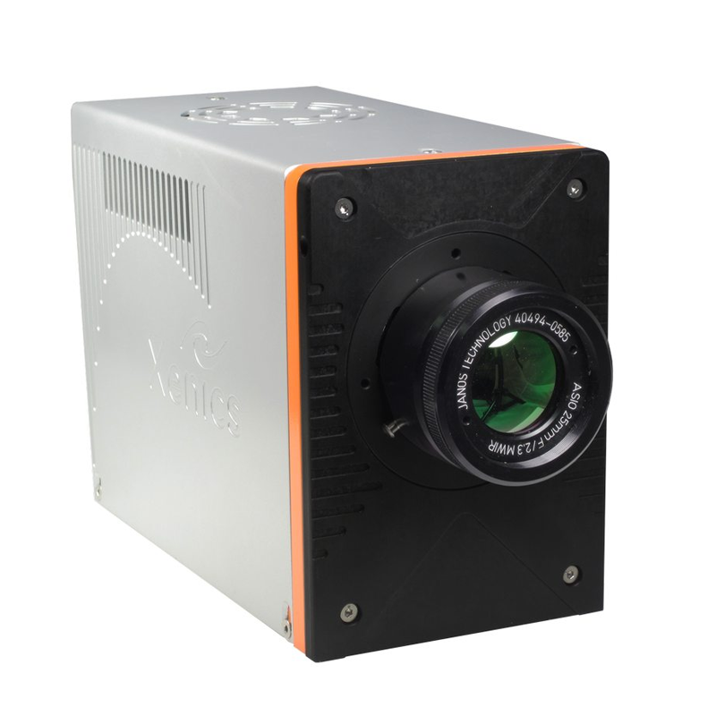 Mid and longwave infrared cameras - Cooled mid infrared camera