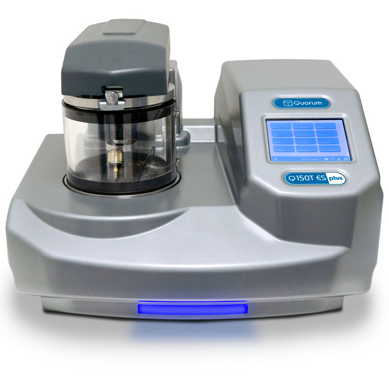 Sputter & carbon coaters - Carbon and Sputter Coaters – high vacuum