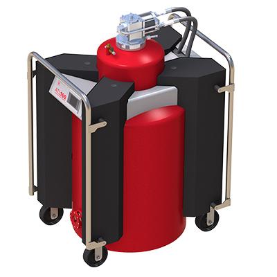 Advanced technology helium liquefier Quantum Design | Quantum Design