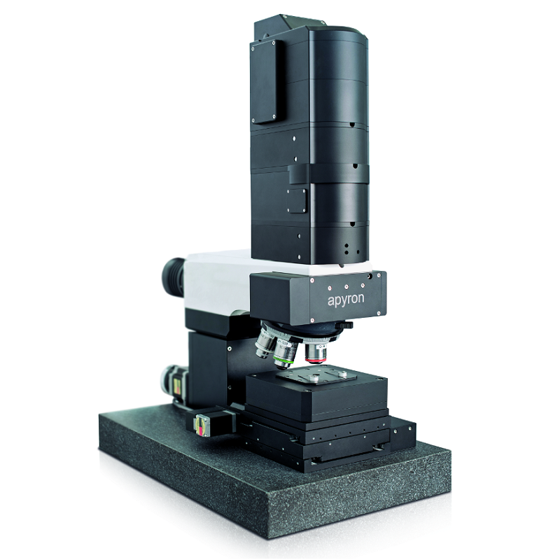 3D Confocal Raman microscopes - Automated 3D Raman imaging system