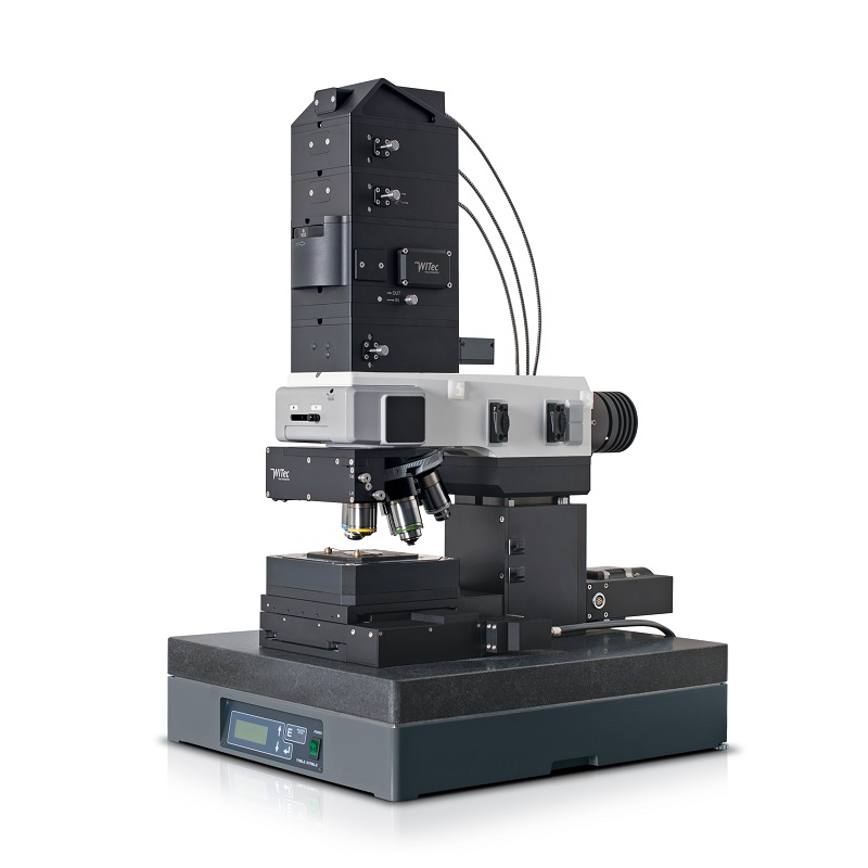 Correlative Microscopy – Raman/AFM/SNOM/SEM - Chemical and nanoscale imaging system