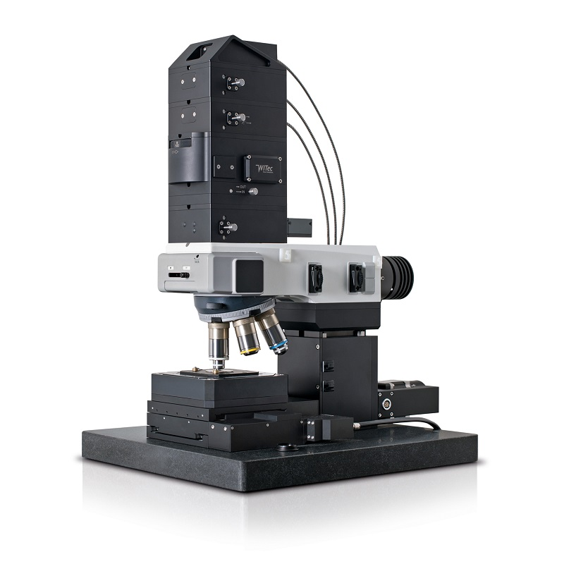 Correlative Microscopy – Raman/AFM/SNOM/SEM - Combined Raman and scanning nearfield optical microscopy (SNOM) system