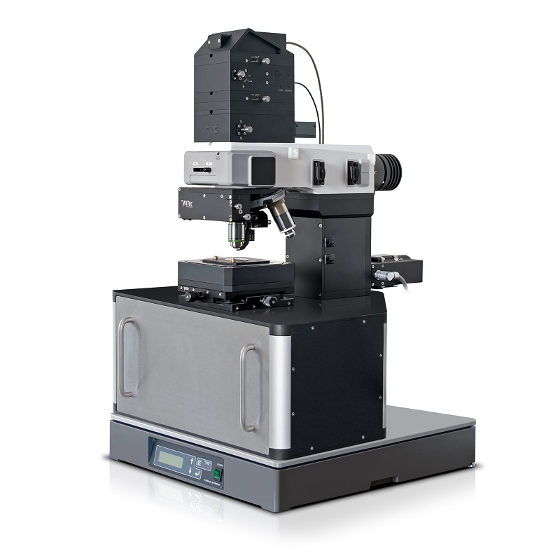 Scanning nearfield optical microscopes (SNOM) - SNOM, confocal microscopy and AFM system
