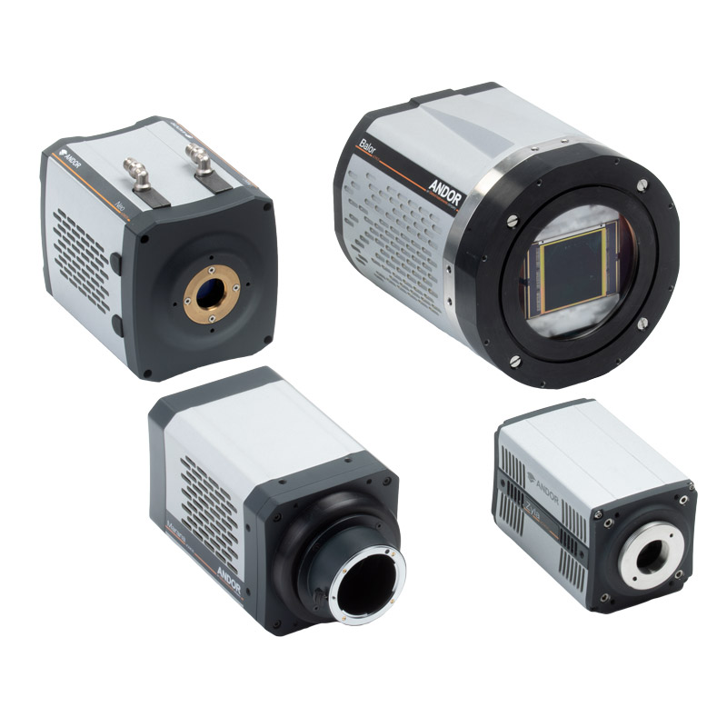 CCD, EMCCD and sCMOS cameras for imaging - sCMOS cameras for physical sciences