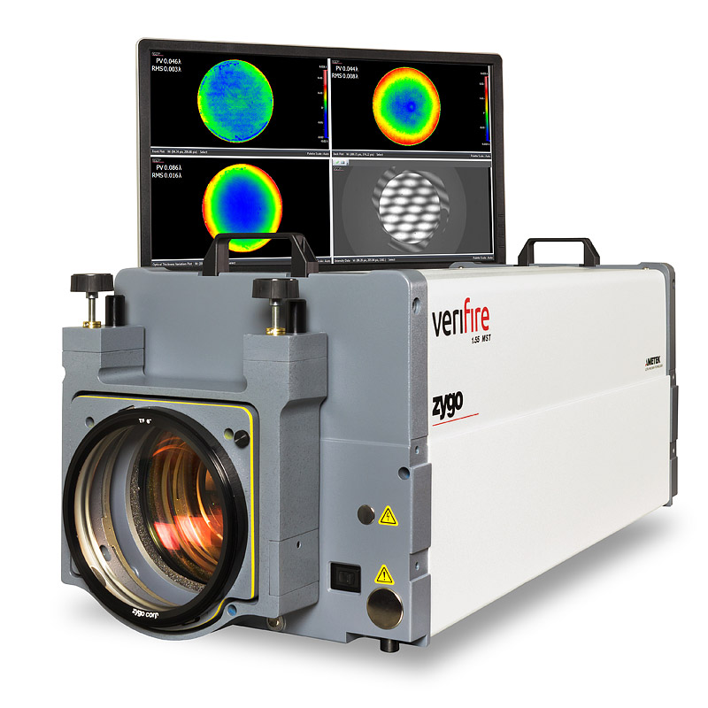 Interferometer systems - Wavelength shifting Fizeau interferometer for multi surface cavities