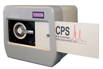 CPS disc centrifuge