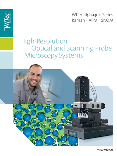 alpha300 high throughput microscope series brochure