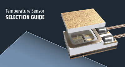 Termperature sensor selection guide
