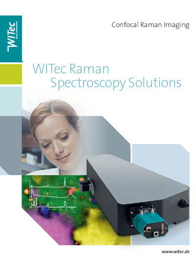 WITec Spectroscopy Solutions Brochure