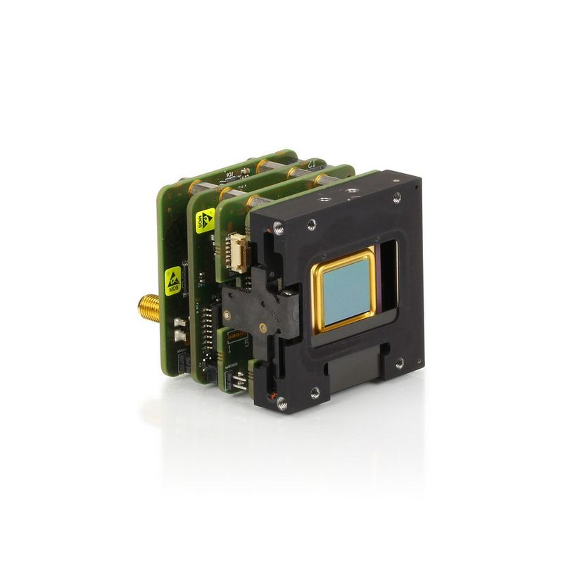 Camera modules for the short, mid and long wave infrared - Camera modules for the LWIR