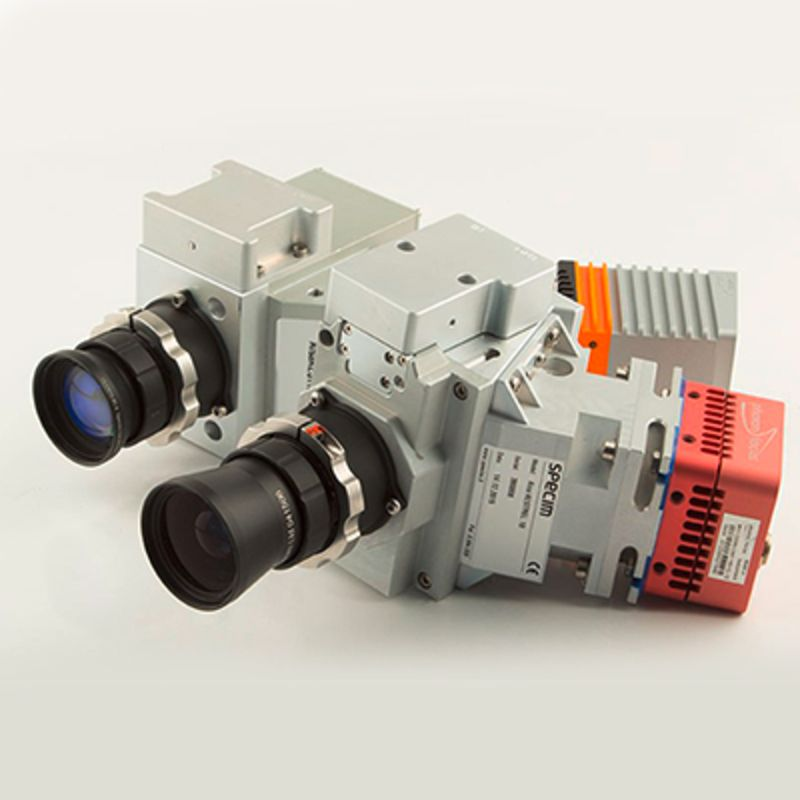 Hyperspectral remote sensing systems - Compact airborne VNIR and eNIR hyperspectral system