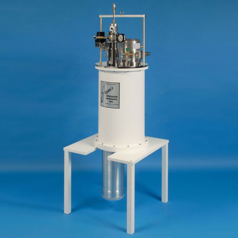Pulse Tube Cryocoolers - Pulse Tube Based 1.5 K Continuous Closed Cycle Refrigerator Cryostat