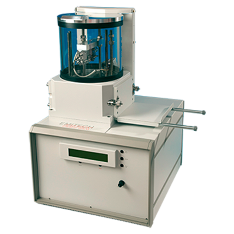 Sputter & carbon coaters - Carbon coater & thermal evaporator – high vacuum