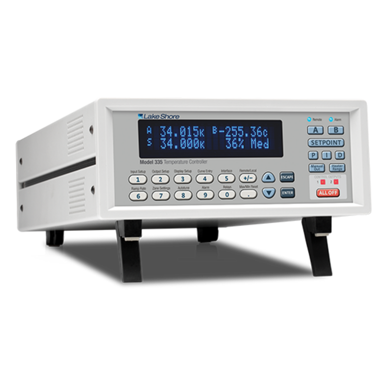 Cryogenic temperature control - Cryogenic temperature controllers
