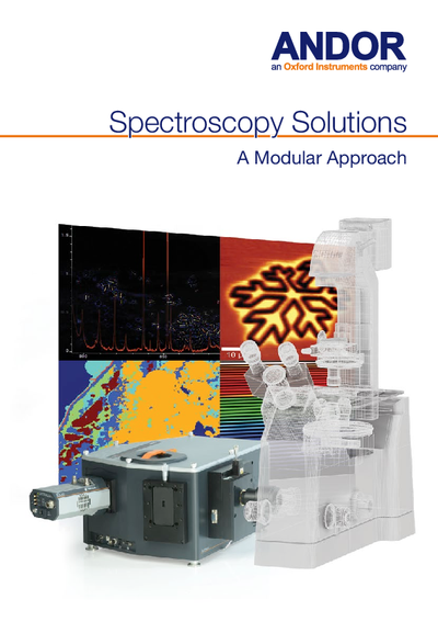 Spectroscopy solutions brochure