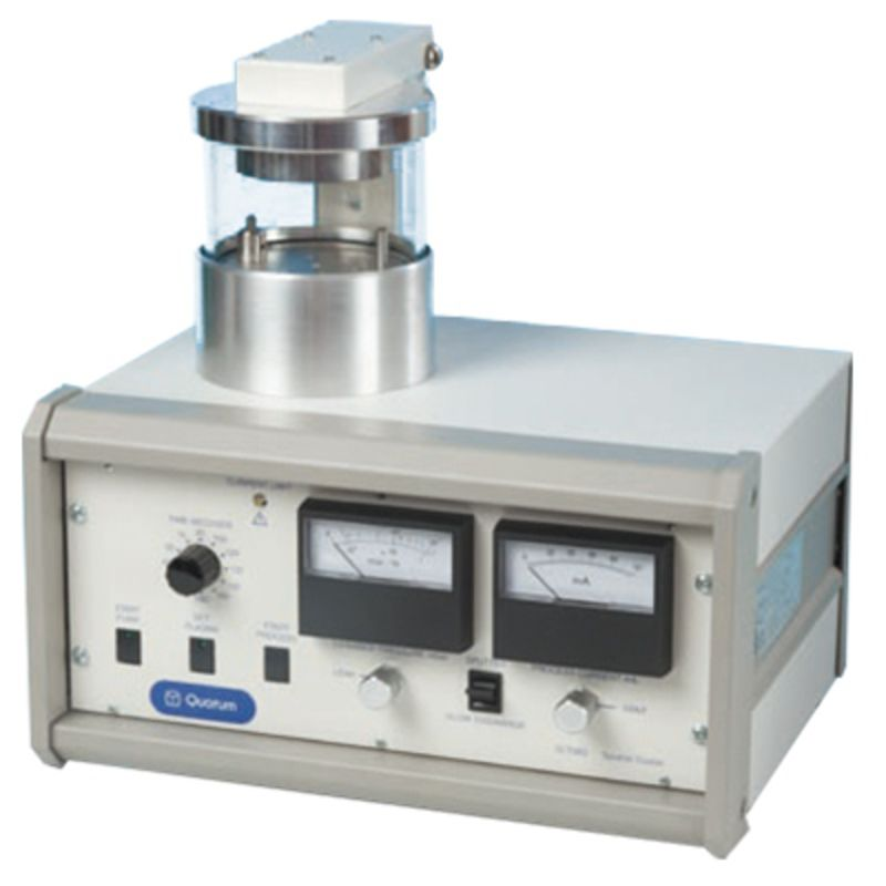 Sputter & carbon coaters - Mini sputter coater – rotary pumped
