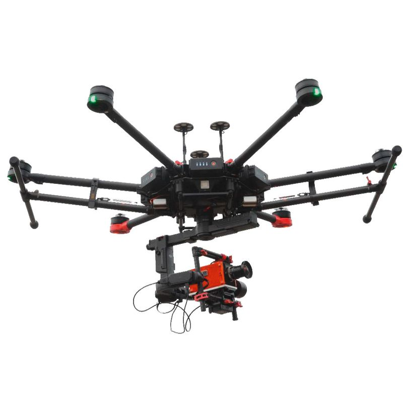 High-speed cameras for application in industry and research - High-speed cameras for UAV