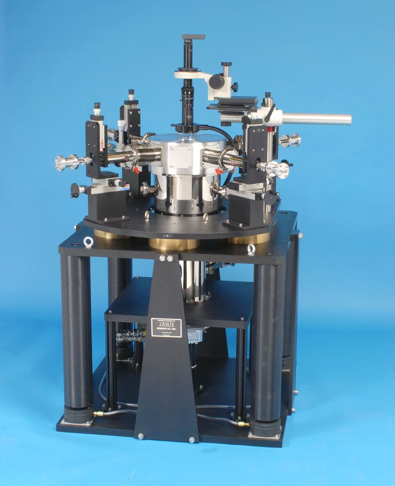 Cryogenic probe stations - Micro-manipulated Probe Station