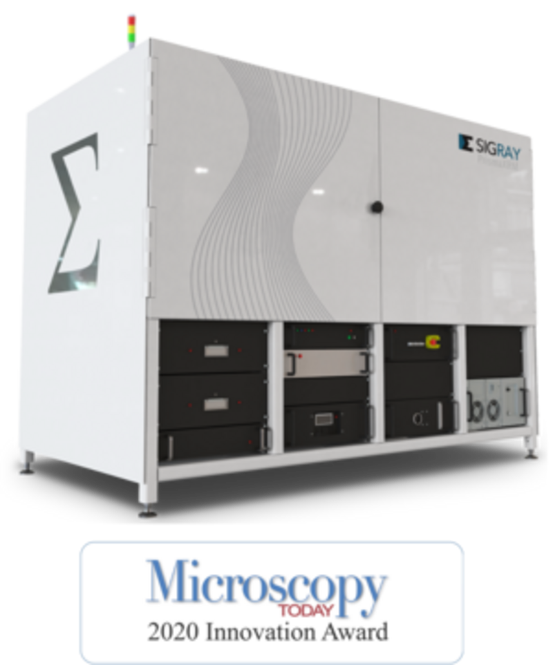 X-ray analytical instrumentation - PrismaXRM - SUBMICRON 3D X-RAY MICROSCOPE