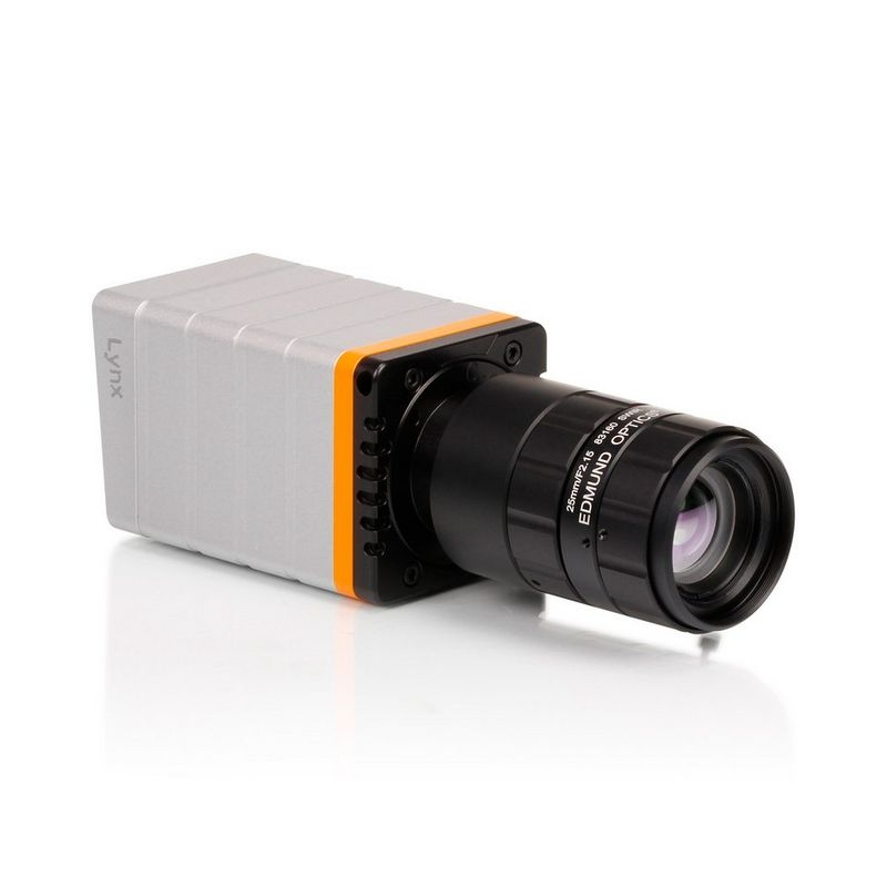 Line-scan cameras for NIR and SWIR - NIR camera with line detector - Lynx R