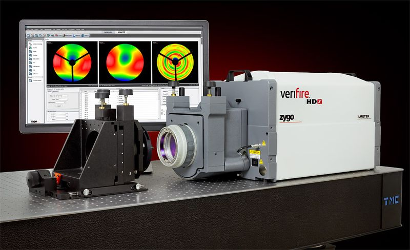 Interferometer systems - Laser interferometer