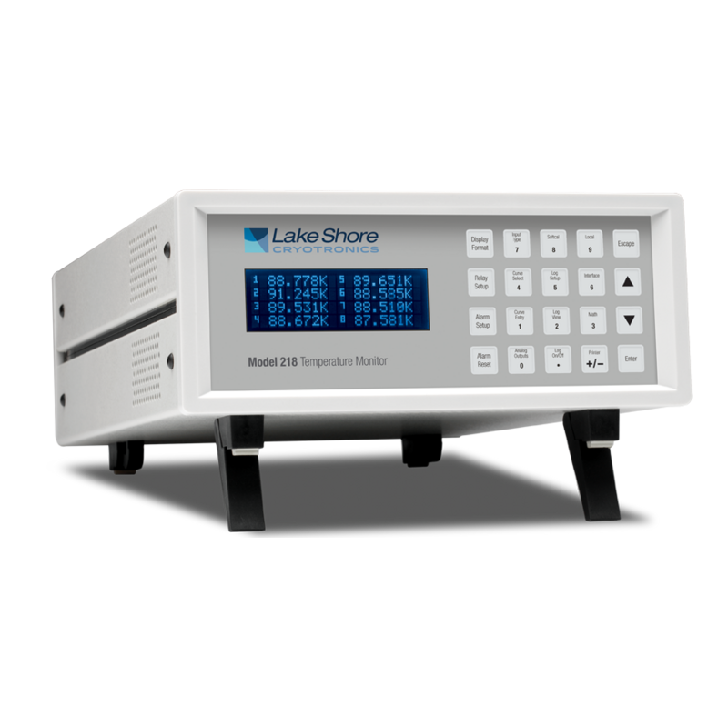 Cryogenic temperature control - Cryogenic temperature monitors