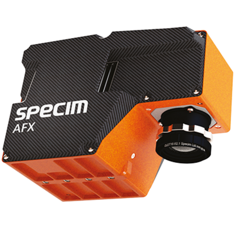 Hyperspectral remote sensing systems - VNIR all-in-one camera