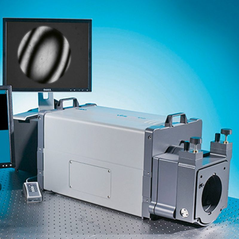 Interferometer systems - Phase shifting Fizeau interferometer
