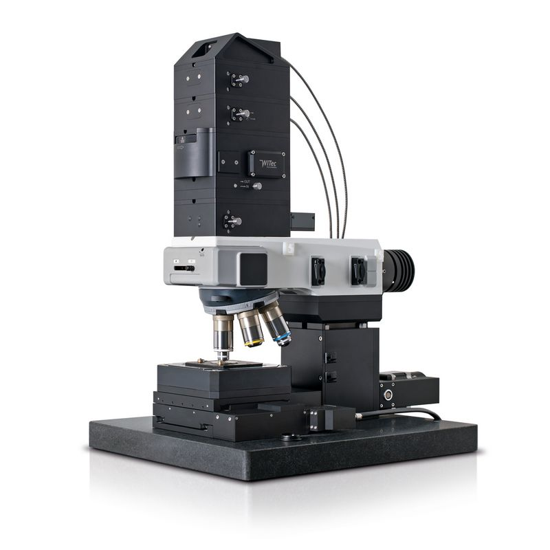 3D Confocal Raman microscopes - Superior confocal Raman imaging system