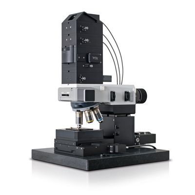 Superior confocal Raman imaging system