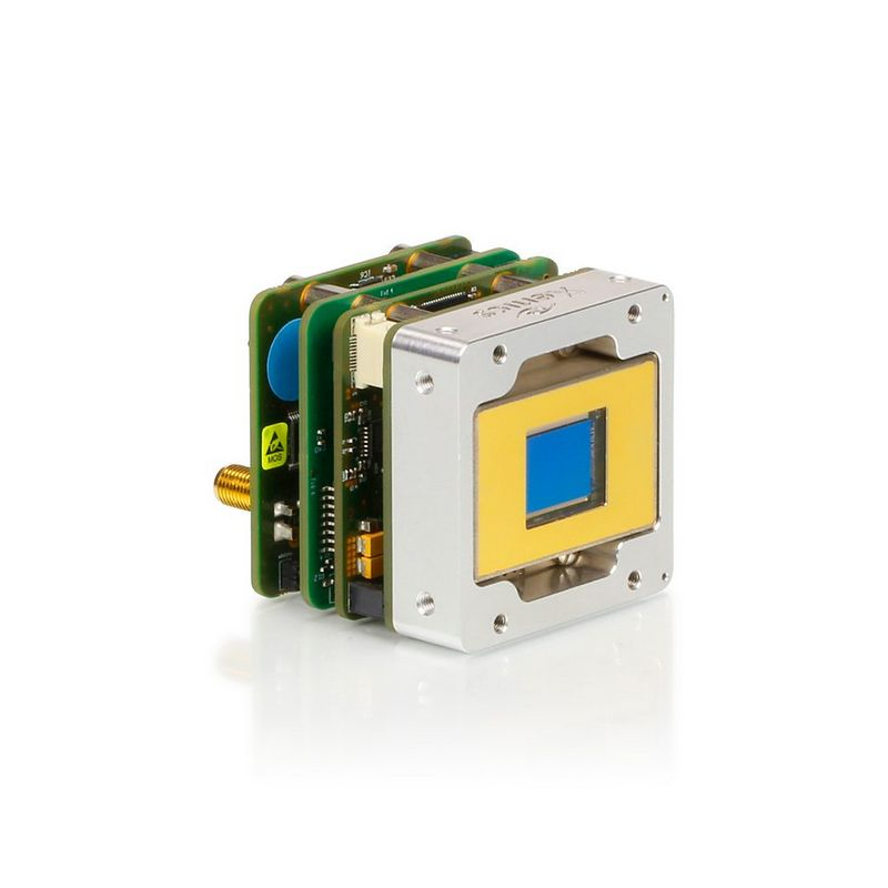 Camera modules for the short, mid and long wave infrared - Camera modules for the NIR