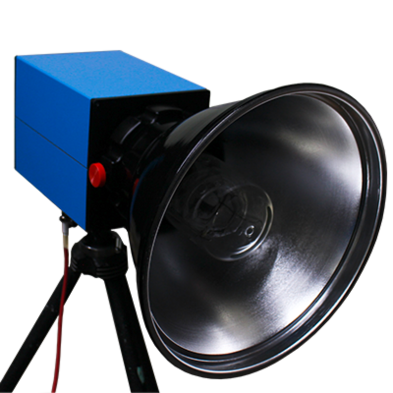 Highest speed cameras - Pulsed light source for ultra high-speed cameras