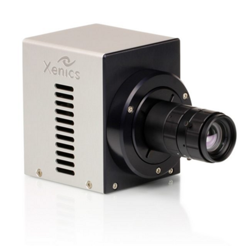 Near infrared and shortwave infrared cameras - High performance NIR camera