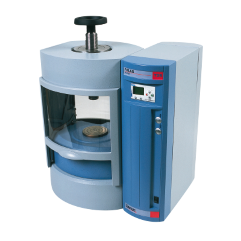 FTIR sample preparation: presses & dies - 8 t/ 15 t/ 25 t power assisted hydraulic press