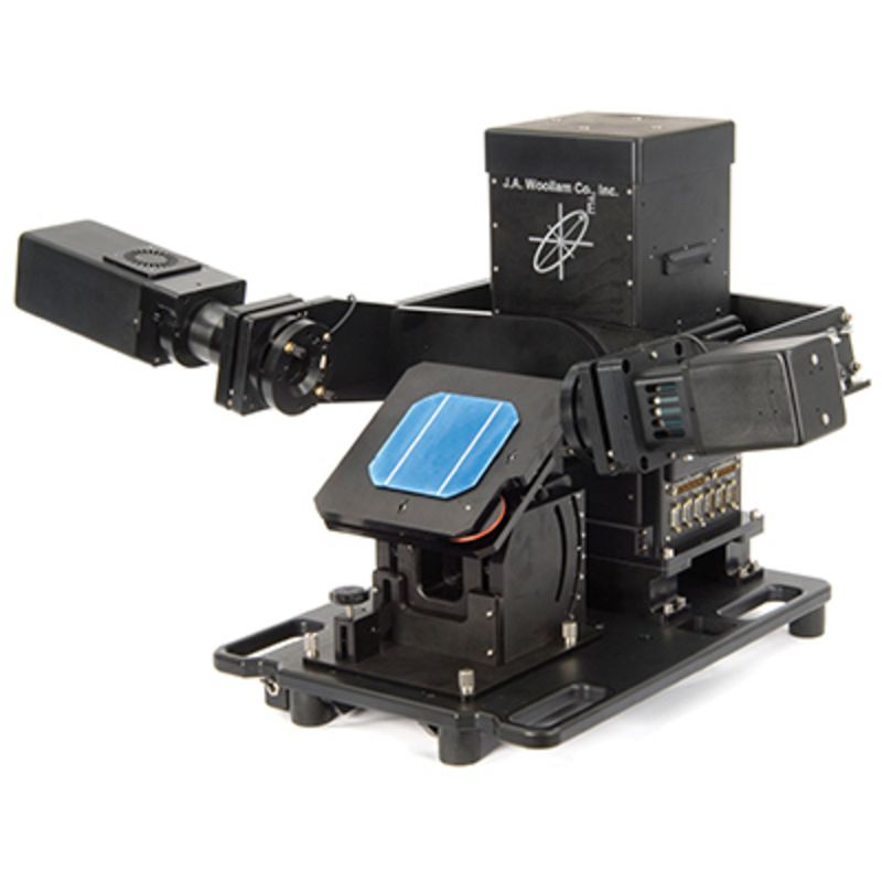 Spectroscopic ellipsometers - Ellipsometer for texture Si solar cells T-Solar