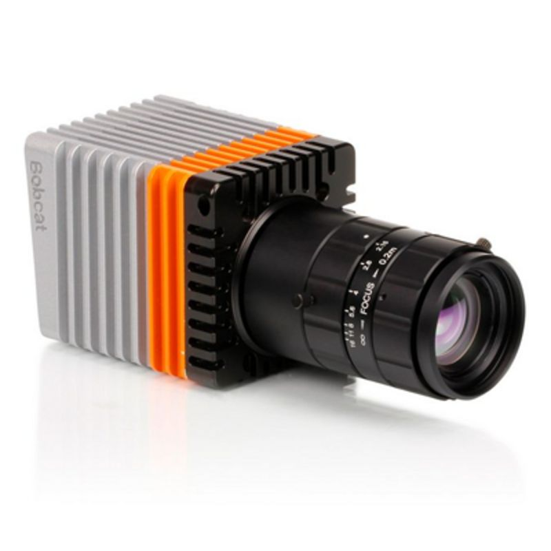 Near infrared and shortwave infrared cameras - Compact near infrared camera