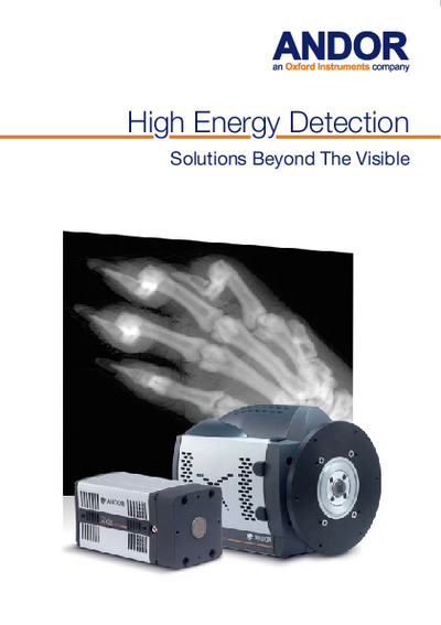 Detection of high energy radiation