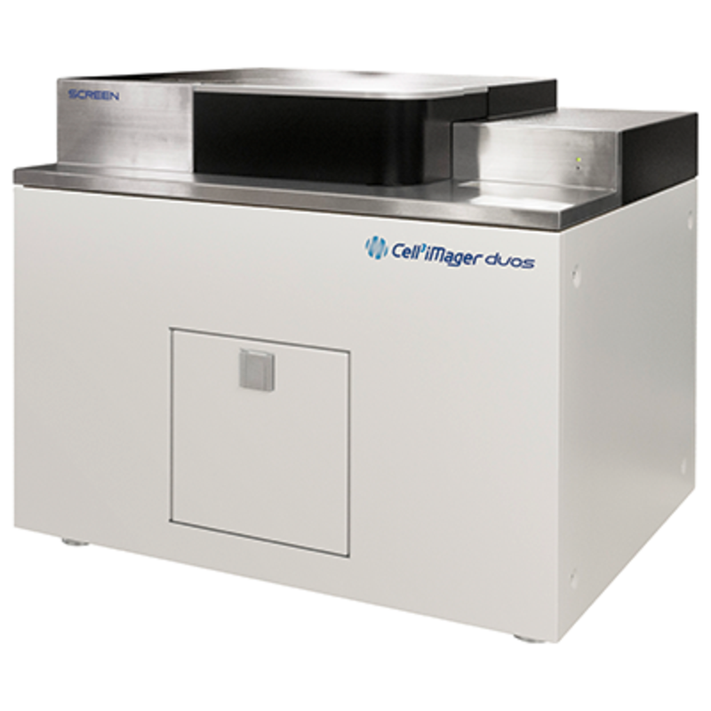 High-throughput cellular imagers - High-throughput bright field and fluorescence scanner