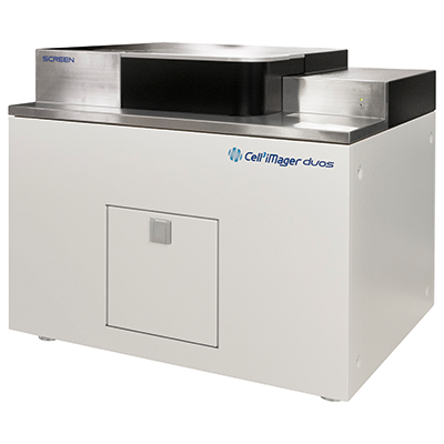 High-throughput bright field and fluorescence scanner