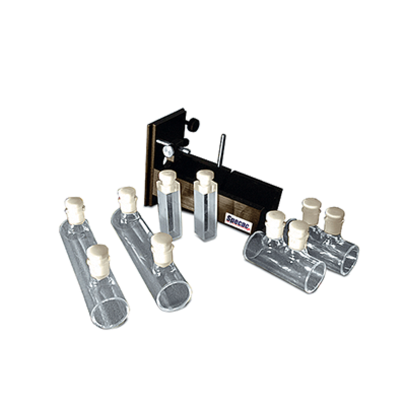 FTIR accessories: liquid cells - Oil-in-water set
