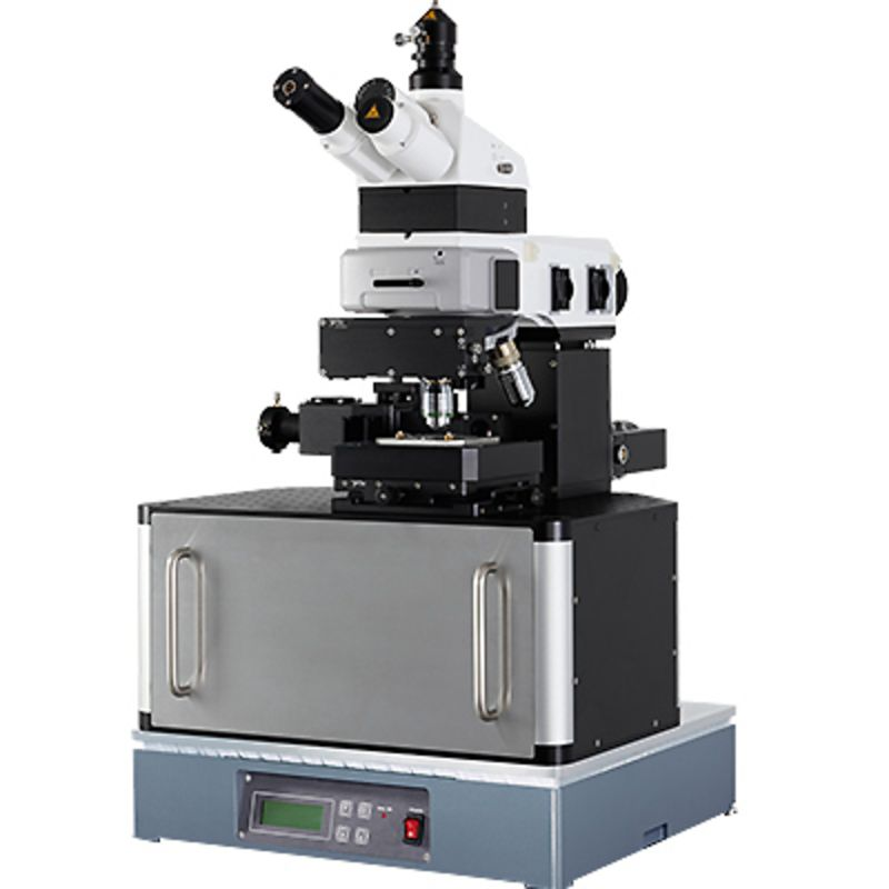 Correlative Microscopy – Raman/AFM/SNOM/SEM - Raman, AFM and SNOM all-in-one system