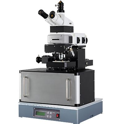 Raman, AFM and SNOM all-in-one system