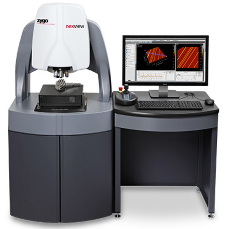 Optical surface profilers - 3D optical surface profiler with smart PSI and true color measurements
